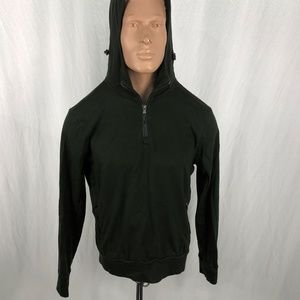 Ralph Lauren Polo Large Hoodie Dark Green